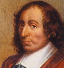 """If you gain, you gain all. If you lose, you lose nothing. Wager then, without hesitation, that He exists."" - Blaise Pascal"